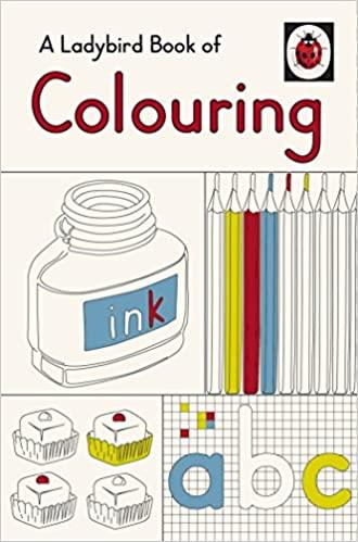 A Ladybird Book of Colouring