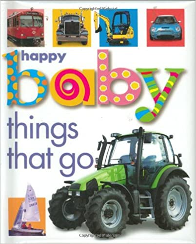 HAPPY BABY: THINGS THAT GO