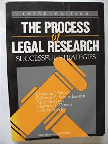 Legal Research Successful Strategy