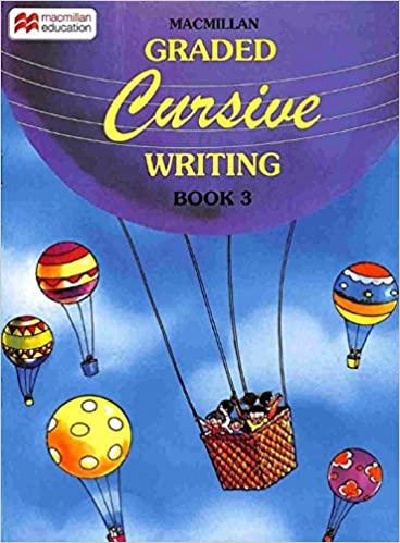 GRADED CURSIVE WRITING BOOK 3