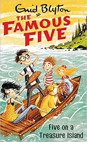 FAMOUS FIVE: 01:FIVE ON A TREASURE ISLAND