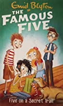 FIVE ON A SECRET TRAIL: 15 (THE FAMOUS FIVE SERIES)