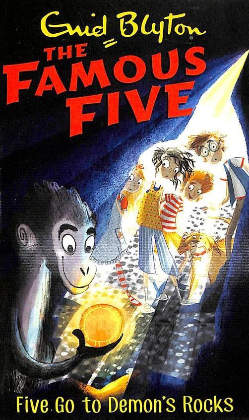 FAMOUS FIVE 19 : FIVE GO TO DEMONS ROCKS