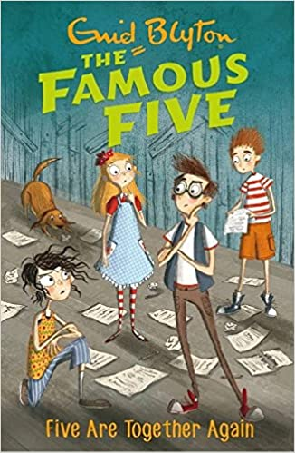 FIVE ARE TOGETHER AGAIN: 21 (THE FAMOUS FIVE SERIES)