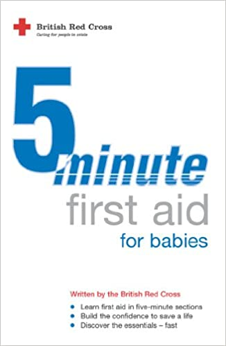 Five-Minute First Aid for Babies