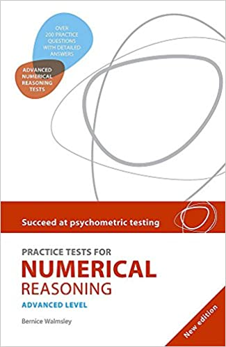 Succeed at Psychometric Testing: Practice Tests for Numerical Reasoning