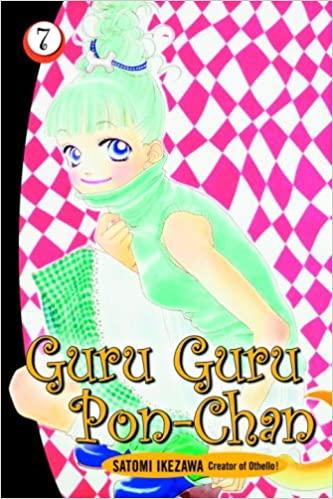 GURU GURU PON-CHAN 7