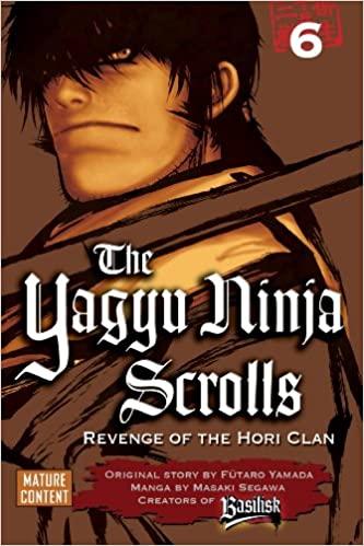 The Yagyu Ninja Scrolls 6: Revenge of the Hori Clan