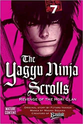 THE YAGYU NINJA SCROLLS 7
