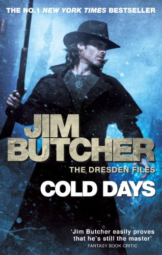 Cold Days: The Dresden Files