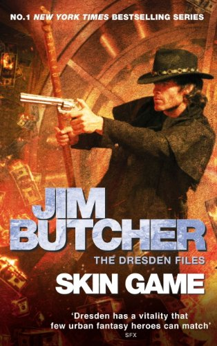 SKIN GAME: THE DRESDEN FILES