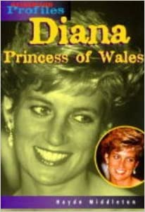 DIANA PRINCESS OF WALES: AN UNAUTHORIZED BIOGRAPHY