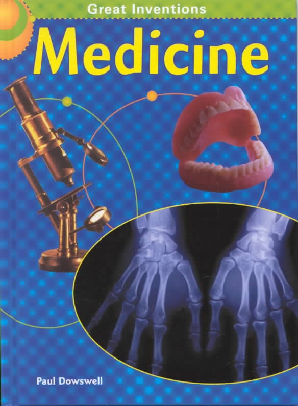 Great Inventions: Medicine Paper