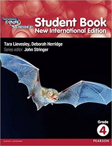 HEINEMANN EXPLORE SCIENCE STUDENT BOOK : GRADE 4