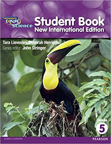 Heinemann Explore Science Student Book : Grade 5