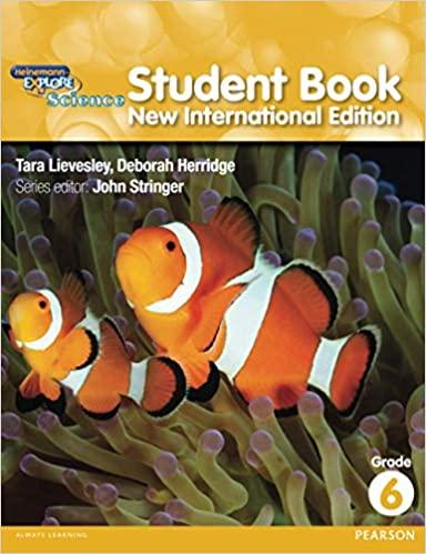 HEINEMANN EXPLORE SCIENCE STUDENT BOOK : GRADE 6