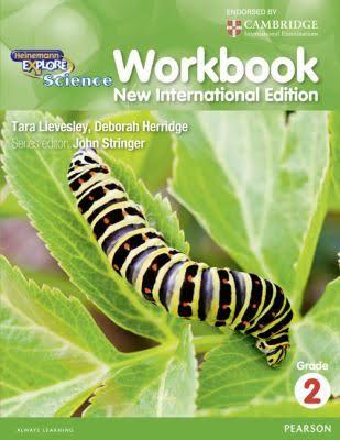 Heinemann Explore Science: Workbook. 2