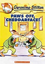 PAWS OFF, CHEDDARFACE!: 6