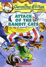 ATTACK OF THE BANDIT CATS: 8