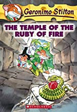 THE TEMPLE OF THE RUBY OF FIRE: 14