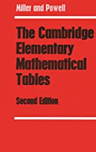 THE CAMBRIDGE ELEMENTARY MATHEMATICAL TABLES      (SOUTH ASIAN EDITION) 2/ED