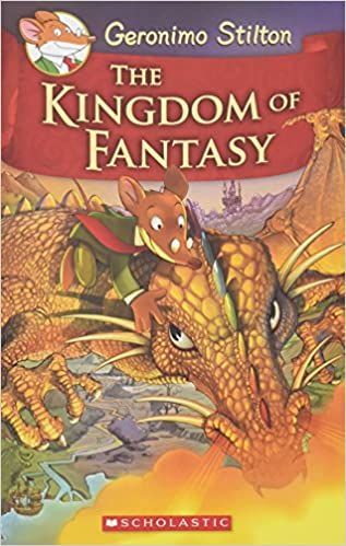 GERONIMO STILTON - THE KINGDOM OF FANTASY