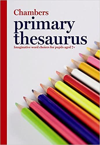Chambers Primary Thesaurus