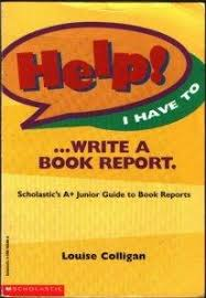 Help I Have Write Book Report