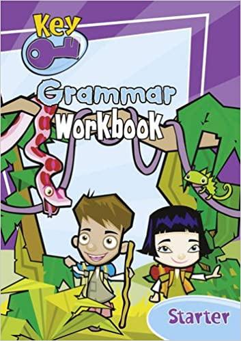 Key Grammar Starter Level Work Book (6 pack)