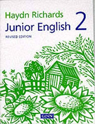 JUNIOR ENGLISH REVISED EDITION 2