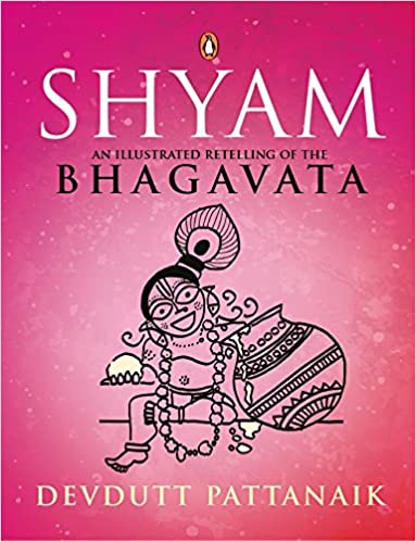 Shyam : An Illustrated Retelling Of The Bhagavata