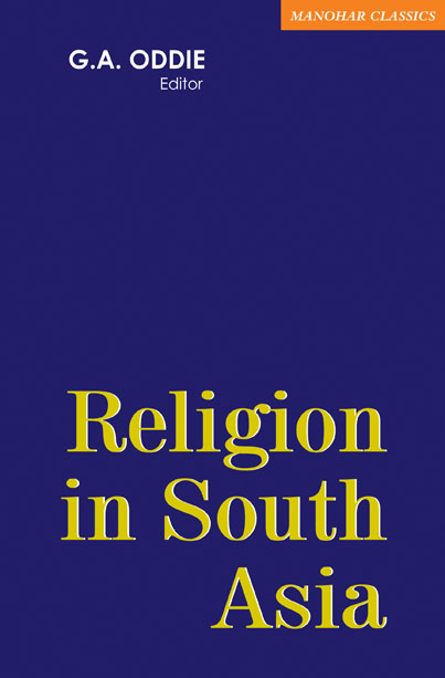 RELIGION IN SOUTH ASIA