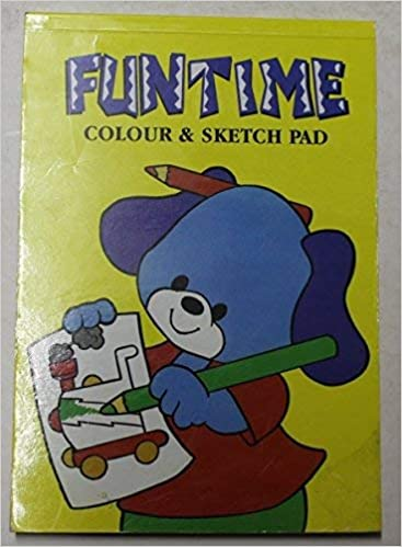 Funtime Colour and Sketch Pad