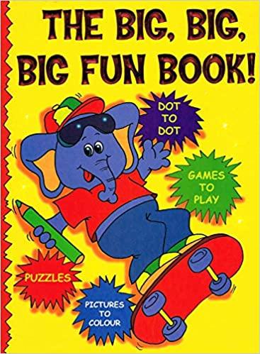 The Big Big Big Fun Book