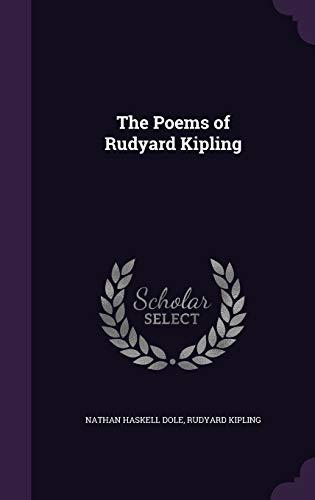 THE POEMS OF RUDYARD KIPLING