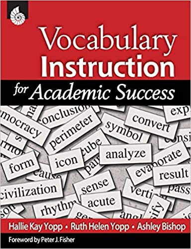 Vocabulary Instruction for Academic Success