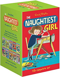 Naughtiest Girl 10 Books Box Set