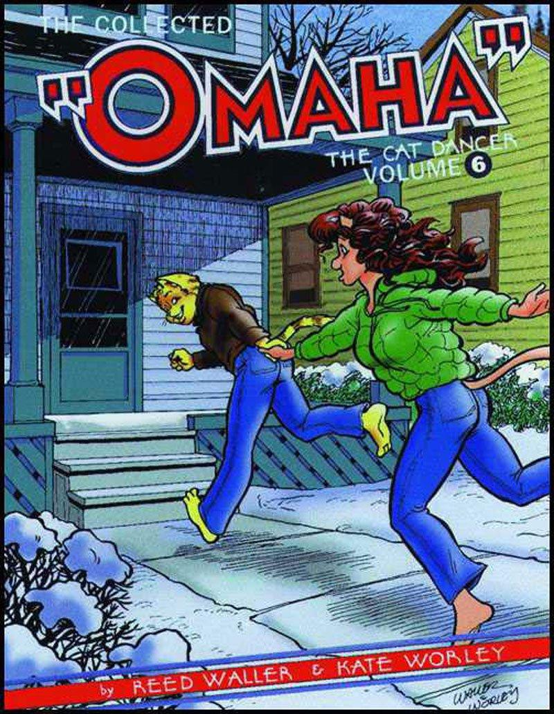 Omaha the Cat Dancer: 6