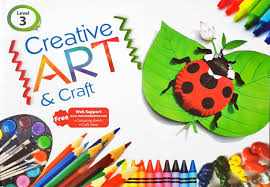 CREATIVE ART: LEVEL 3 - VOL. 150