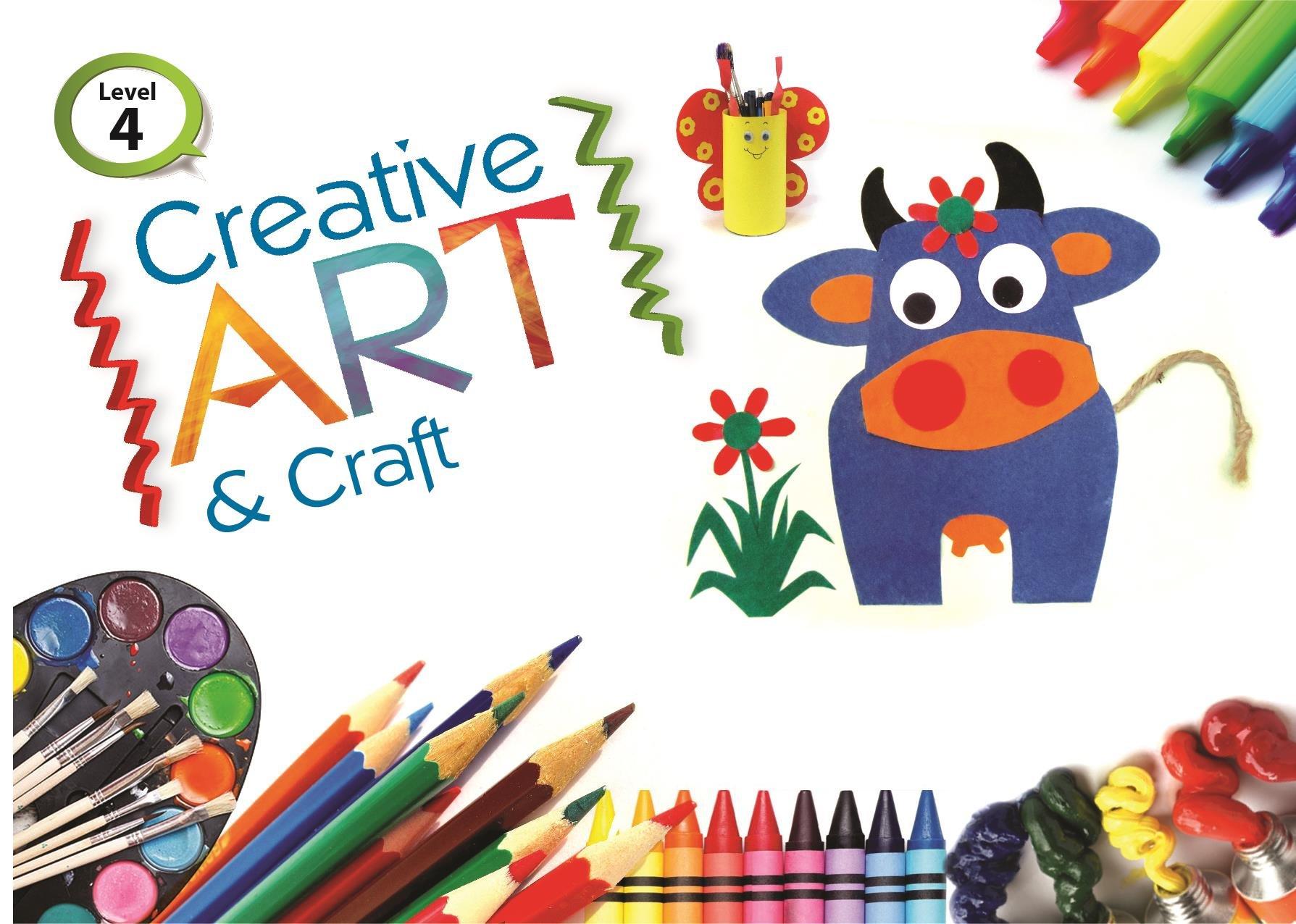 CREATIVE ART: LEVEL 4 - VOL. 150