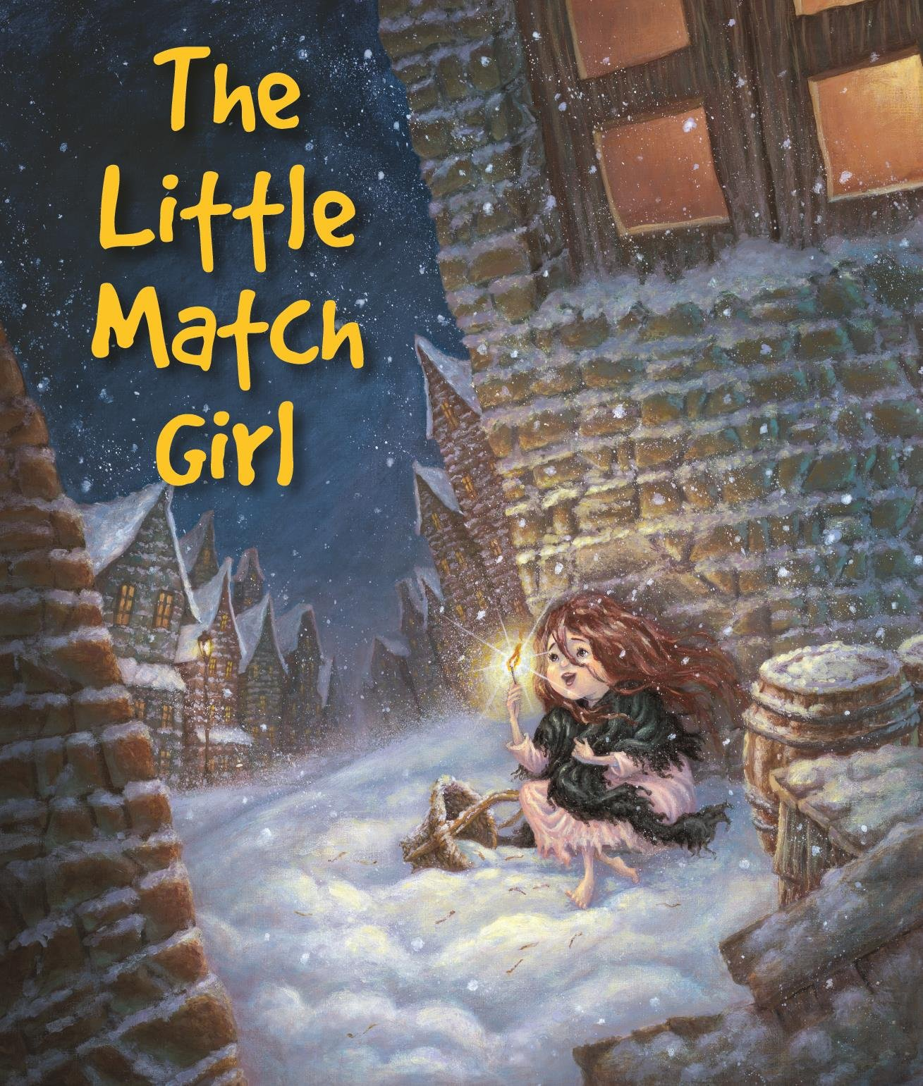 ANDERSON'S FAIRY TALES: THE LITTLE MATCH GIRL - VOL. 100 (ANDERSON FAIRY TALES)