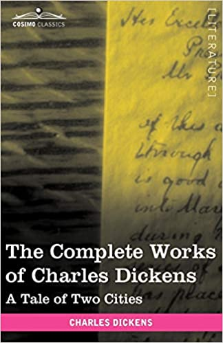 THE COMPLETE WORKS OF CHARLES DICKENS (IN 30 VOLUMES