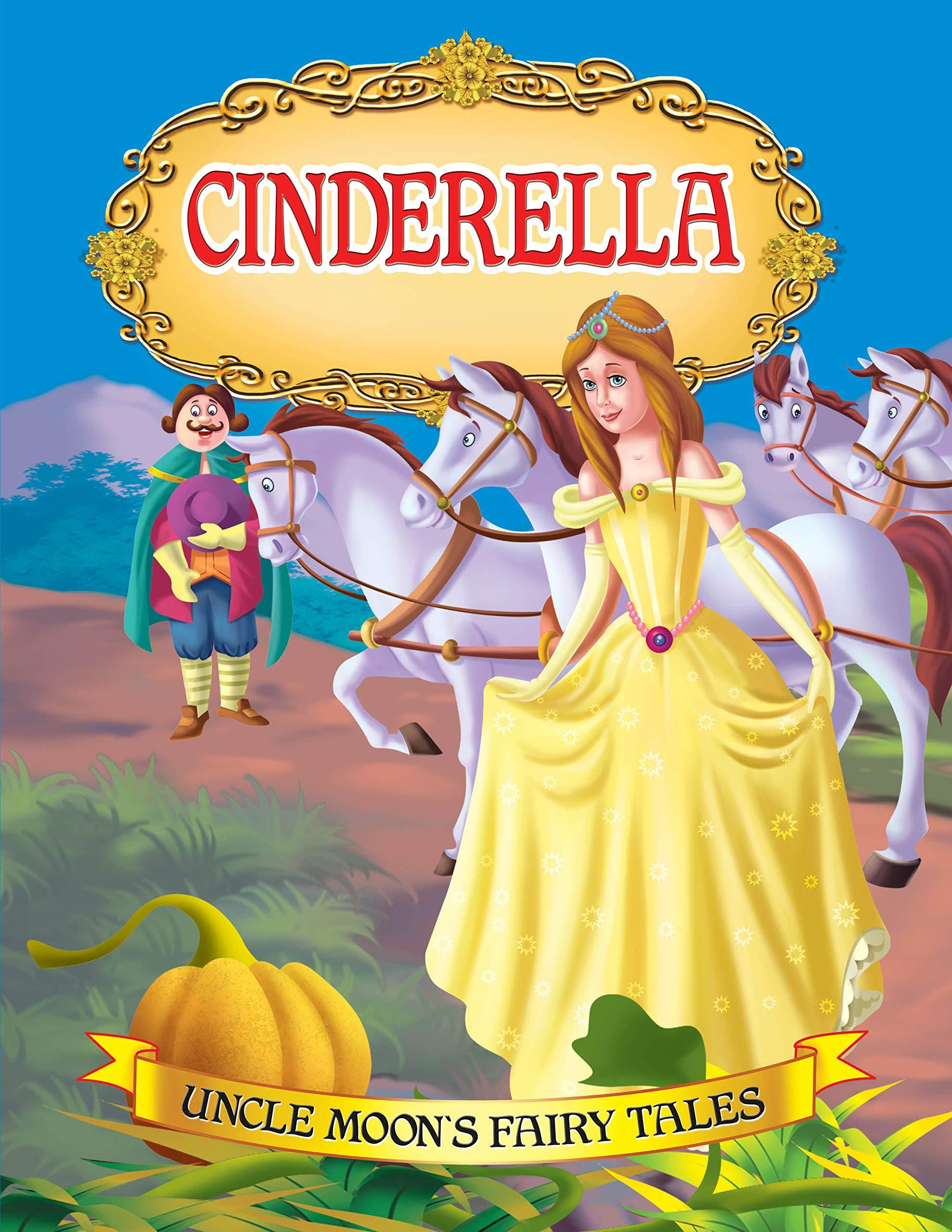 (Uncle Moon's Fairy Tales) Cinderella