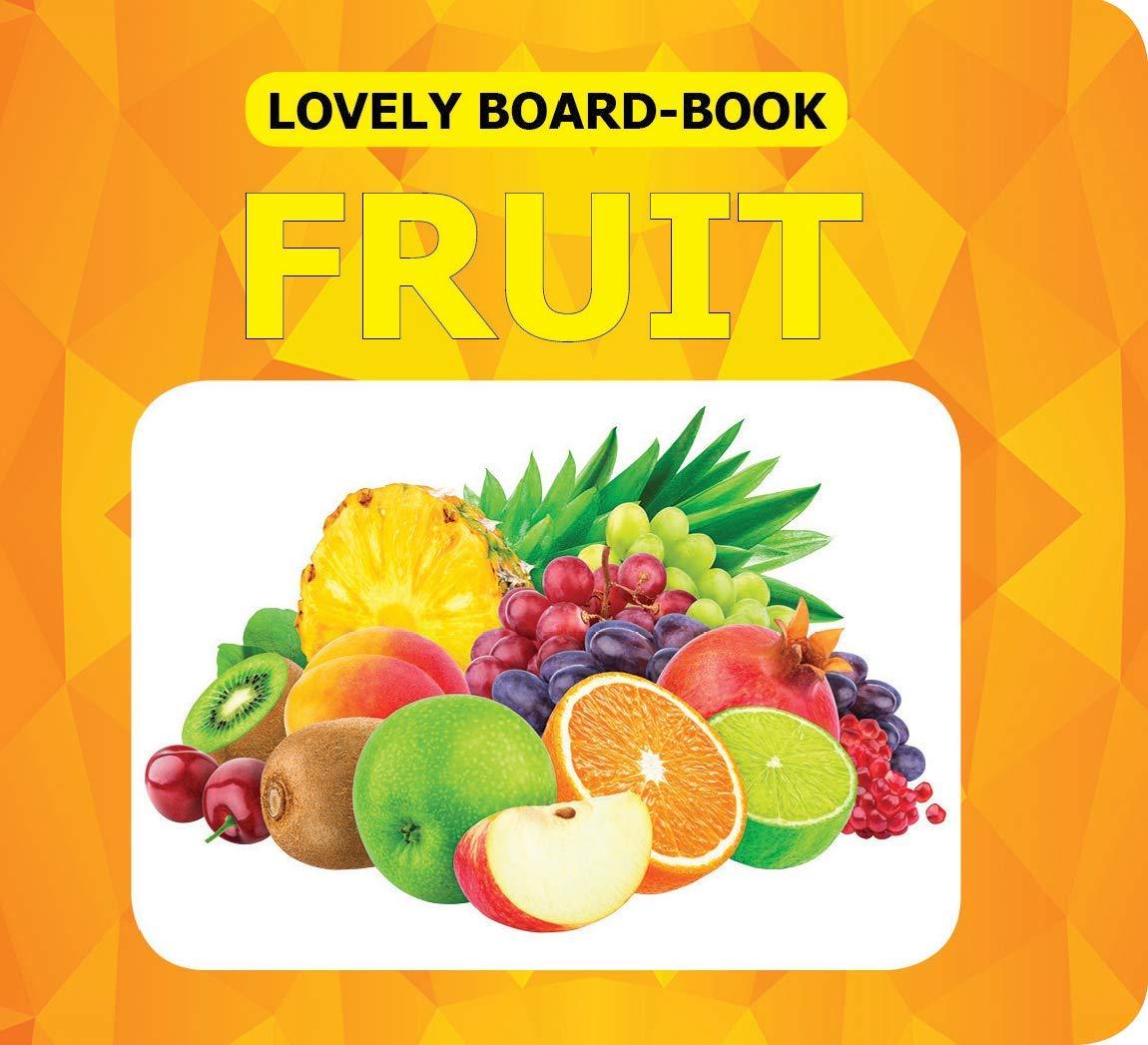 Lovely Board Books - Fruit