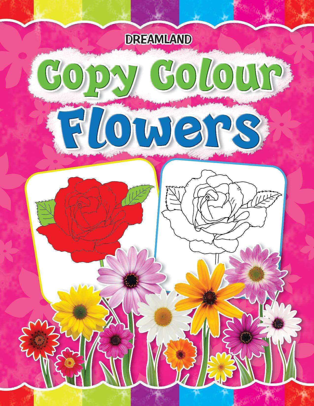 Copy Colour - Flowers
