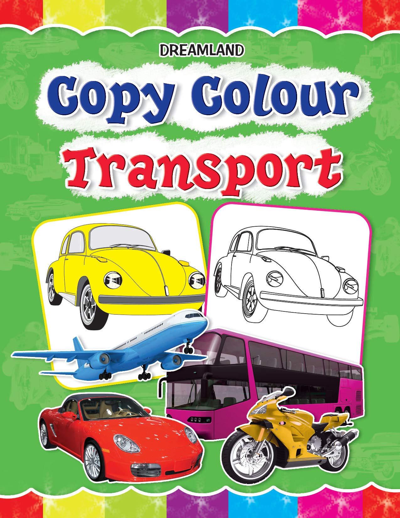 Copy Colour - Transport