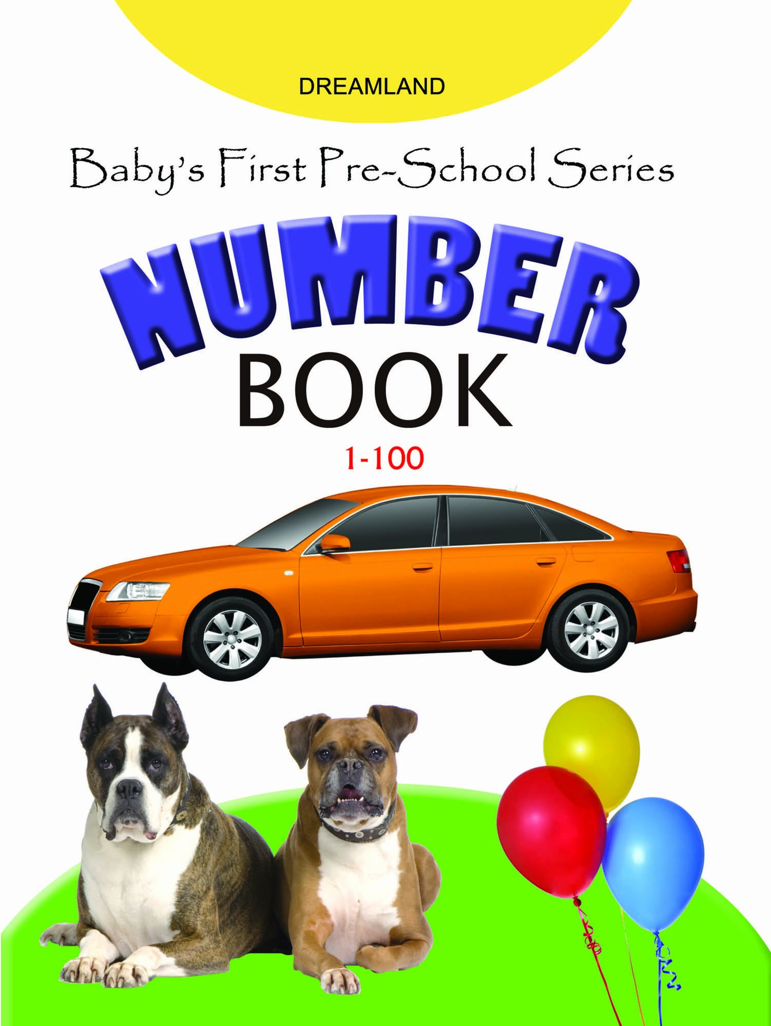 Number Book 1-100 (Baby's First Pre-School)