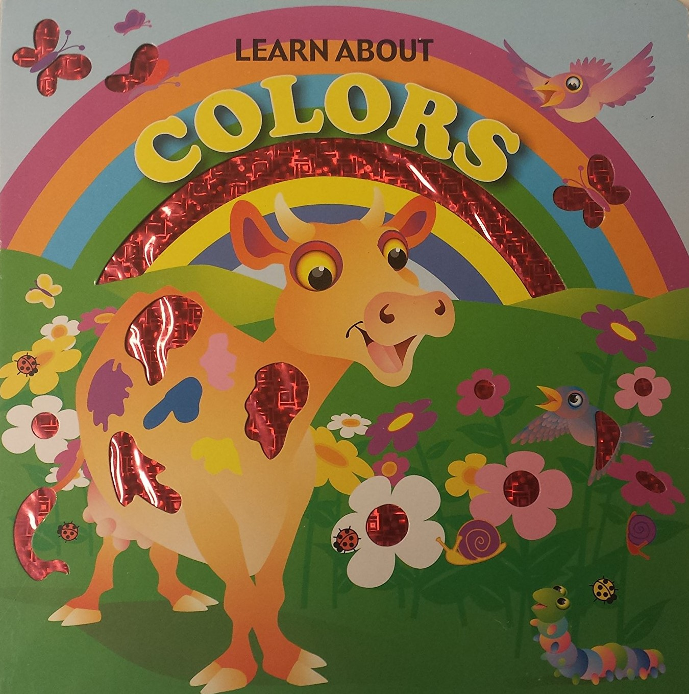 LEARN ABOUT COLOURS