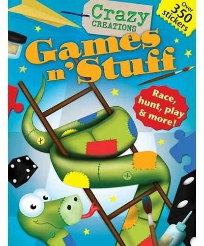 GAMES N' STUFF (CRAZY CREATIONS)