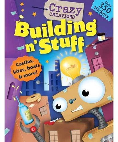 BUILDING N' STUFF (CRAZY CREATIONS)